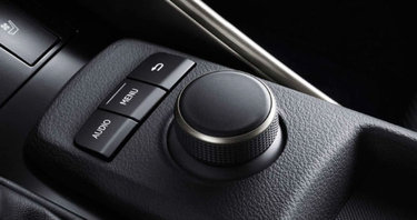 Rsz Controller Knob on Car Control Module