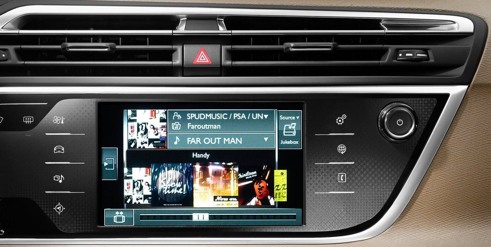 Car Video Interface for Peugeot 208, 2008, 308 and Citroën C4