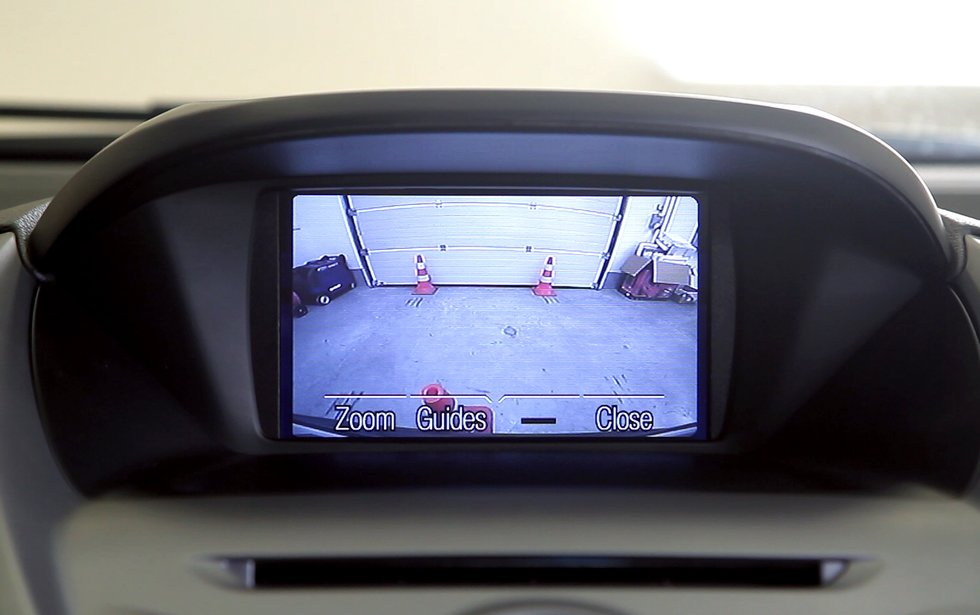 rear view camera connection cable for ford b max ecosport. Black Bedroom Furniture Sets. Home Design Ideas