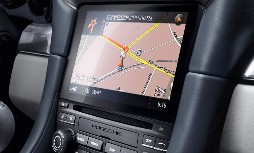 PCM 4.0 head unit