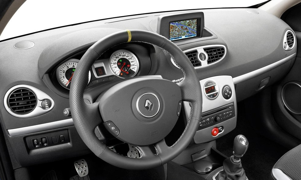 Renault head unit