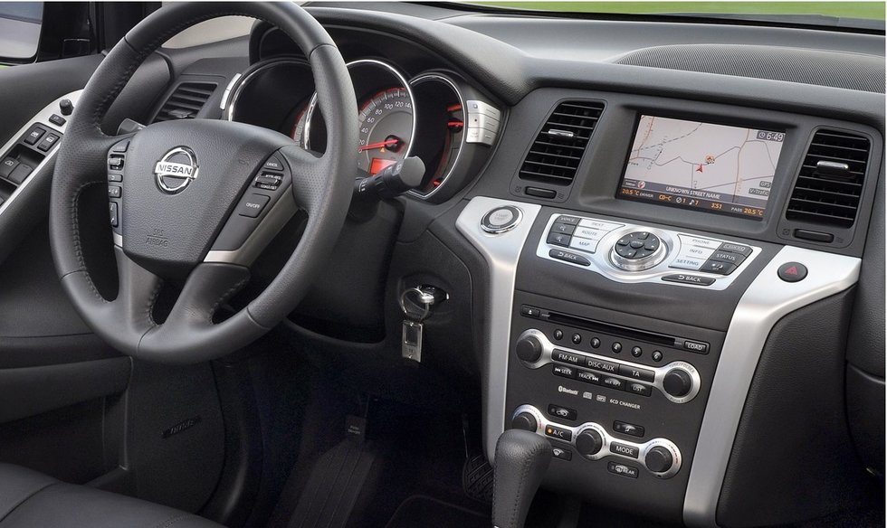 Nissan head unit