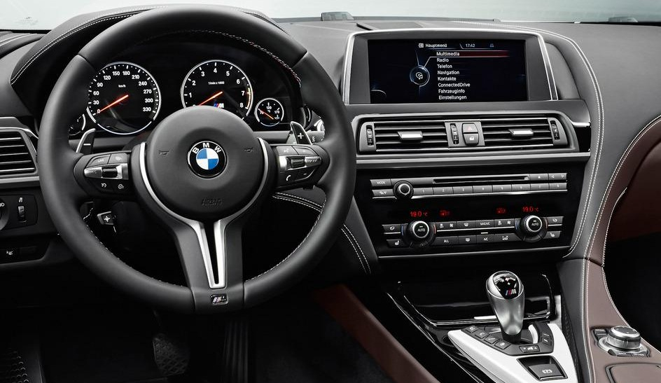 BMW X5 head unit