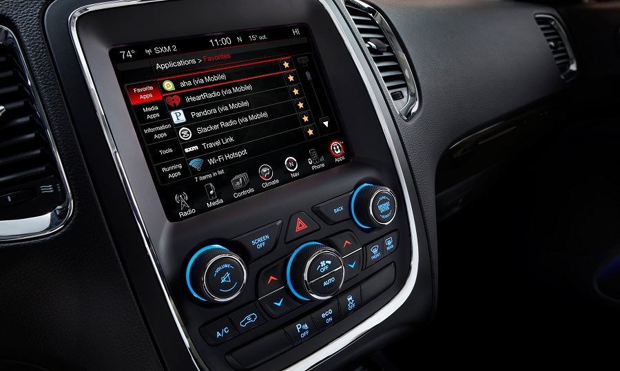 Dodge head unit
