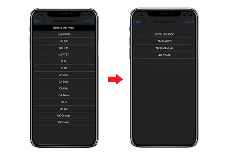 Select RSIM12+ Mai V16.1