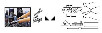 Precision Nippers Goot YN-14