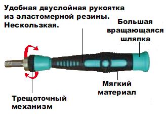 Викрутка Pro'sKit SD-9312