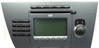 Seat SE359 autorradio