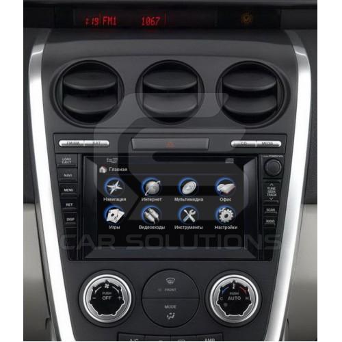 Mazda CX7 OEM Monitor