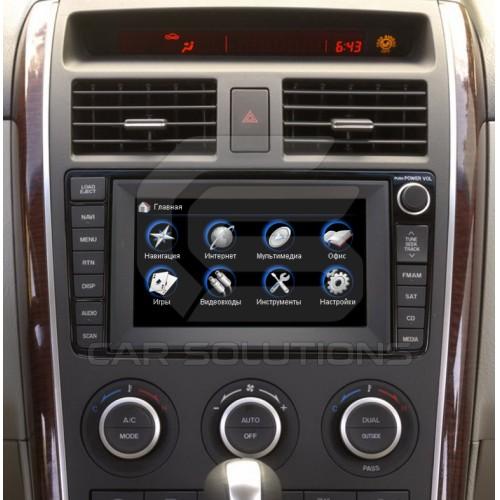 Mazda CX9 OEM Monitor