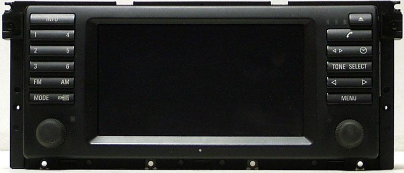 BMW E39 16:9 Navigation
