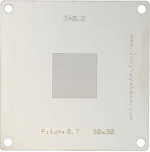 Pitch: 0,7/T=0,2