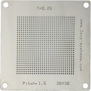 Pitch: 1,5/T=0,25