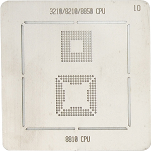 BGA-трафарет 3210/8210/8850 CPU 8810 CPU