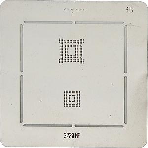 BGA-трафарет 3220 CPU 3220 MF