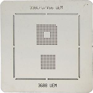 BGA-трафарет 998CPU/Y66 UEM 3688 UEM