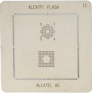 BGA-трафарет ALCATEL FLASH ALCATEL AF
