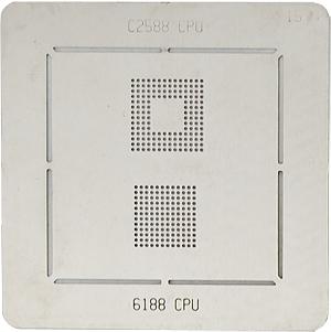 BGA-трафарет C2588 CPU 6188 CPU