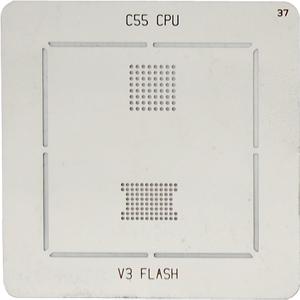 BGA-трафарет C55 CPU V3 FLASH