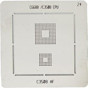 BGA-трафарет C6688/C3508 CPU