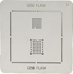 BGA-трафарет GD92 FLASH GD90 FLASH