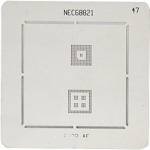 BGA-трафарет NEC68821 A328 AF