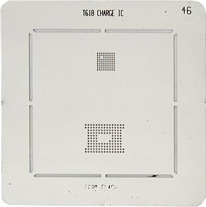 BGA-трафарет T618 CHARGE IC E680 FLASH