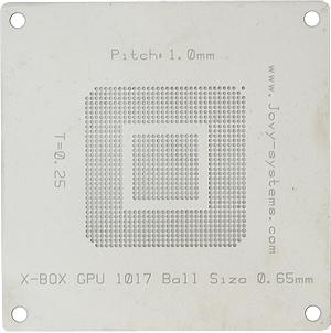 GPU BGA stencil