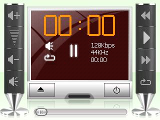 Прослушивание MP3-файлов в автомобильном навигаторе Navi N35