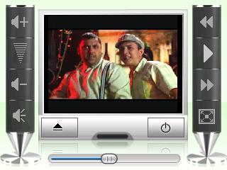 Просмотр видео в автомобильном навигаторе Navi N35