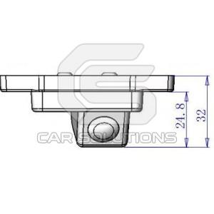 Размеры камеры для Land Cruiser Prado
