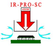Інфрачервона паяльна станція ACHI IR-PRO-SC