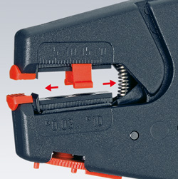 Knipex 12 40 200 Self-Adjusting Insulation Strippers