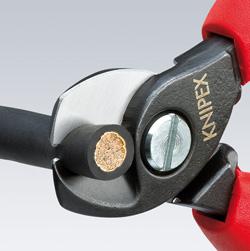 Ножиці для кабеля Knipex 95 12 165