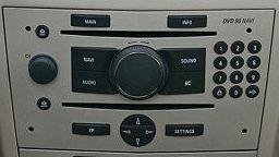 Opel DVD 90 Head Unit