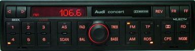 Audi Concert