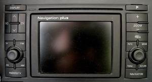 Audi Navi Plus