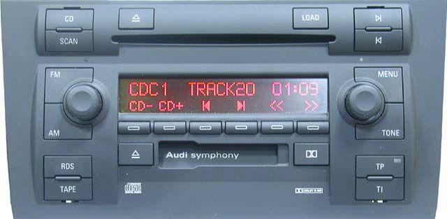 Audi Symphony II
