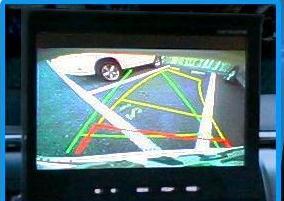 Intelligent parking assist parking guide lines