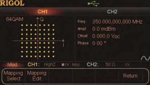 Rigol DG5102 Arbitrary Waveform / Function Generator