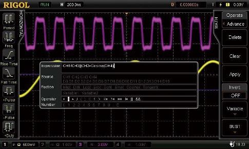 RIGOL DS6102 Digital Oscilloscope