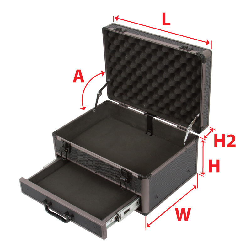 Pro'sKit TC-765 Tool Case Technical Specifications