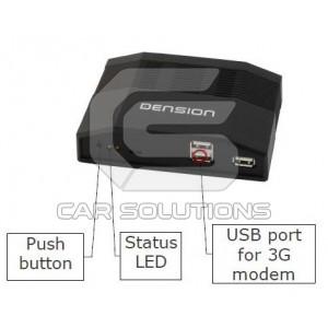 Dension Wi-Drive In-Car Wi-Fi Hotspot Connectors