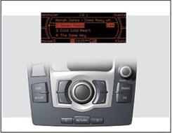 Audi MMI basic