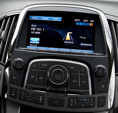 Buick monitor
