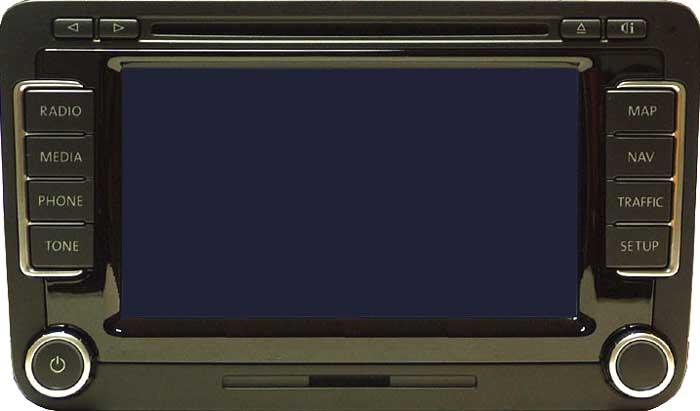 Volkswagen RNS 510 system