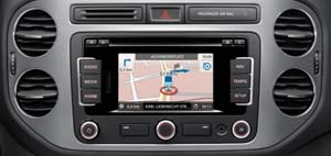 Volkswagen RNS 315 system