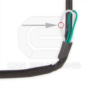 Car camera cables