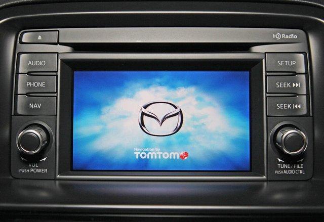 Mazda CX-5 Monitor