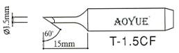 AOYUE T-1.5CF